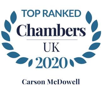 Top Ranked Chambers 2020